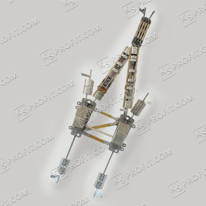 Автоматическая троллейбусная стрелка ТСА-16