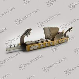 Изолятор секционный троллейбусный